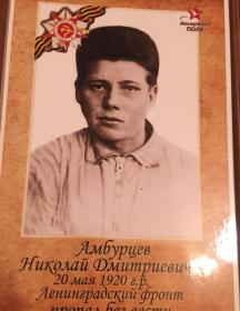 Амбурцев Николай Дмитриевич