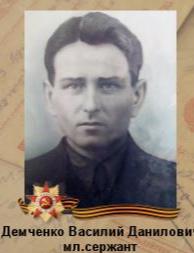 Демченко Василий Данилович