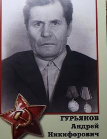 Гурьянов Андрей Никифорович