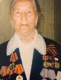Николаева Антонина Осиповна