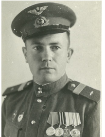 Башкатов Леонид Дмитриевич