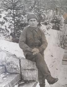 Чекирев Егор Ефимович