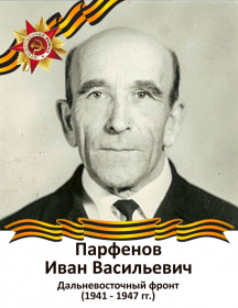 Парфенов Иван Васильевич