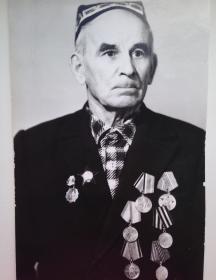 Усманов Хасиб Умярович