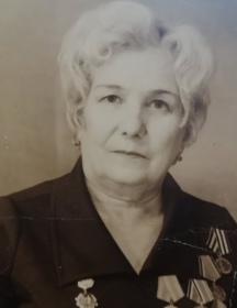 Сейфулина Полина Валентиновна