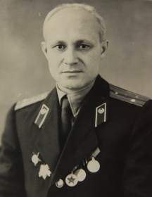 Пономарев Василий Павлович
