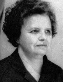 Степанова Мария Федоровна