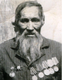Матвеев Алгак Самочинович