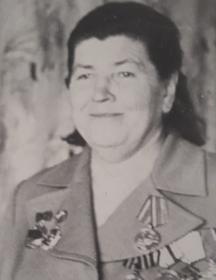 Козьмина (Лапичева) Александра Михайловна