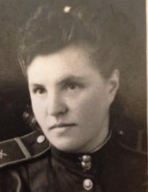 Григорьева (Чернышева) Мария Николаевна