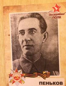 Пеньков Даниил Михайлович