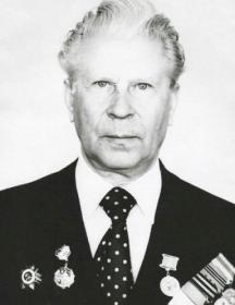 Уваров Алексей Егорович