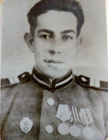 Храбров Михаил Кирьянович