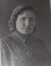 Ланцова (Фролова) Анна Ивановна
