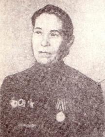 Вышкварцева Анна Стефановна