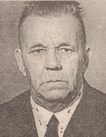 Русаков Фёдор Дмитриевич