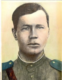Радюхин Степан Фёдорович