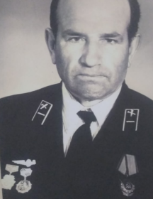 Поедалов Петр Андреевич