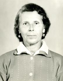 Сергиенко (Моцная) Октябрина Герасимова