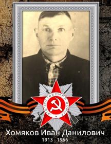 Хомяков Иван Данилович