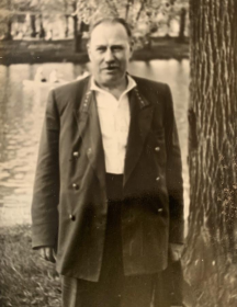 Новиков Василий Васильевич