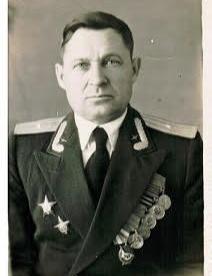 Пахоммов Михаил Иванович