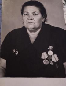 Игнатова Ксения Ивановна
