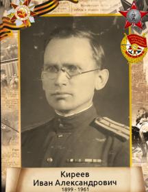 Киреев Иван Александрович