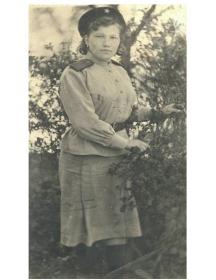 Бухвалова Матрёна Егоровна