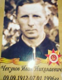 Чекунов Иван Николаевич