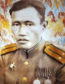 Асыкбаев Кабдраш