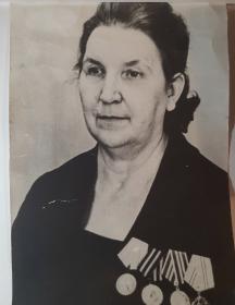 Чаева (Речинская) Анастасия Владимировна