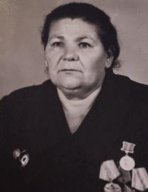 Дында (Игнатова) Ксения Ивановна