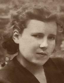 Бондаренко (Максименко) Анна Васильевна