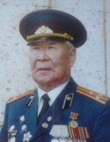 Жапов Цыгмет Жапович