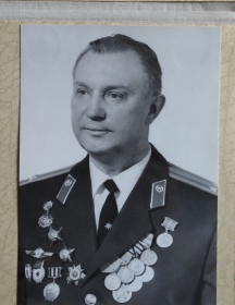 Железнов Николай Яковлевич