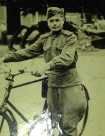 Егоров Иван Кузьмич