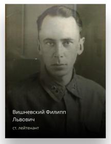 Вишневский Филипп Львович