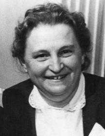 Бабушкина Клавдия Николаевна