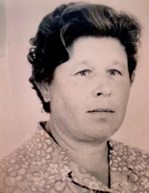 Маркова Клавдия Фёдоровна