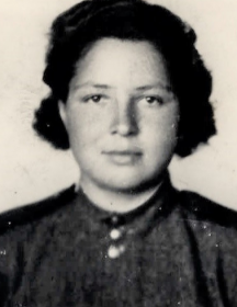 Коновалова Мария Егоровна