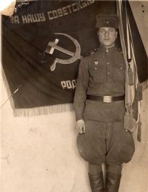 Никулин Семён Стефанович