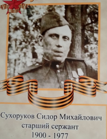 Сухоруков Сидор Михайлович