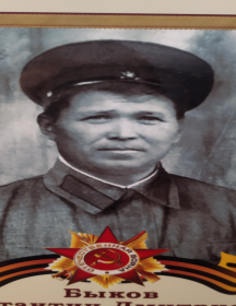Быков Константин Дмитриевич