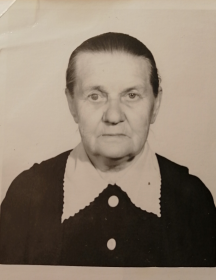 Тулякова Мария Сергеевна