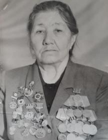 Юмагулова Мария Савельевна