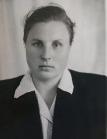 Александрова (Познякова) Анна Алексеевна