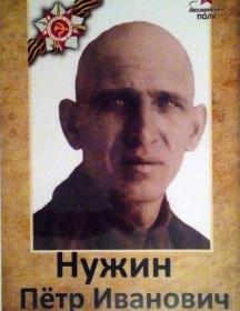 Нужин Петр Иванович