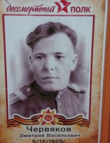 Червяков Дмитрий Васильевич