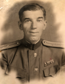 Первушин Георгий Антонович